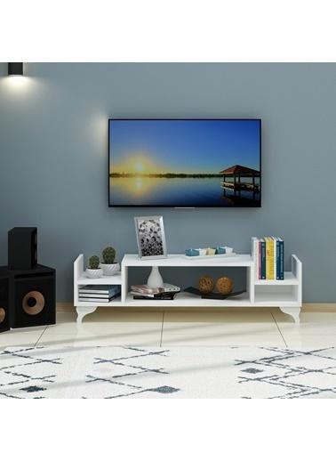 Fly Mobilya Buco Tv Sehpası Renkli